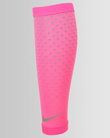 Nike Performance Dri-Fit 360 Calf Sleeves Pink