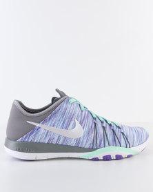 Nike Performance Women's Free TR 6 AMP Training Shoe Purple