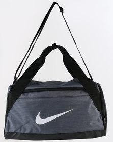 Nike Performance Brasilia Small Training Duffel Bag Black