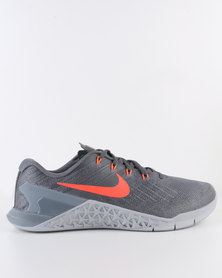 Nike Performance Men's  Metcon Training Shoe Grey