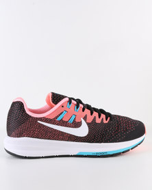 Nike Performance Women's  Air Zoom Structure 20 Running Shoe Multi