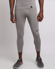 Nike Performance Men's Pro Hypercool Tight Grey