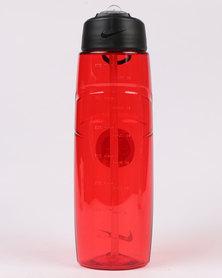 Nike Performance T1 Flow Waterbottle 32 oz Sport Red