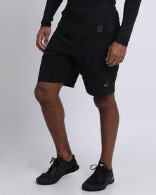 Nike Performance Men's Flex Training Shorts Black