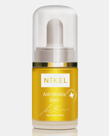 Nikel Anti-Wrinkle Elixir With 12 Plants