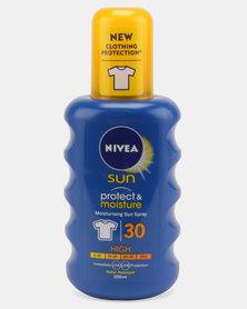 Niviea Sun Moisturising Spray SPF30 200ml
