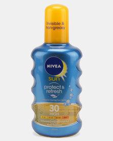 Nivea Sun Invisible Protection Spray SPF30 200ml