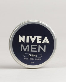 Nivea Men Face Creme Tin 30ml