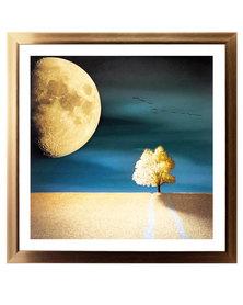 NovelOnline Moonlight Framed Print