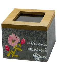 Carte Postal Wooden Box