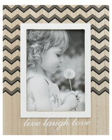 Zig Zag Photo Frame