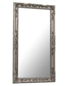Zeus Silver-Tone Mirror
