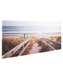 NovelOnline Beach Path Canvas