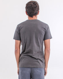 O'Neill Ducksurf Short Sleeve T-Shirt Grey