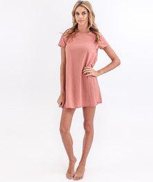 O'Neill Kinley Dress Pink
