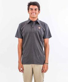 O'Neill Golfer Short Sleeve T-Shirt Grey