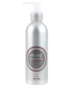 Oh-Lief Natural Products Grapefruit Body Wash