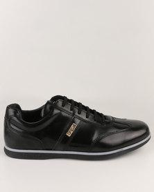 Omega Low Cut Sneakers Black