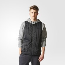 SHADOW TONES QUILTED VEST