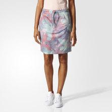 Pastel Camo Skirt