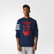 Street Graphic Crew Sweatshirt