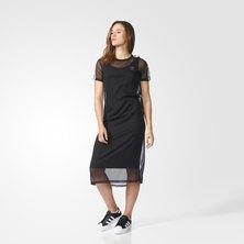 3-Stripes Layer Dress