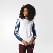 3-Stripes Long Sleeve Tee