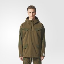 White Mountaineering Pullover Jacket