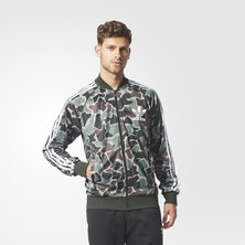Camouflage SST Track Top