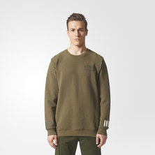White Mountaineering Crew Sweatshirt