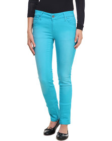 Outfitters Nation 221 Harla Pants 32 Length Blue