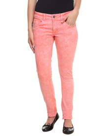 Outfitters Nation Vital Jeans 213 Pink