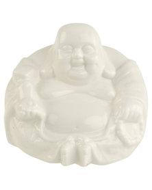 Pamper Hamper Ceramic Buddha White