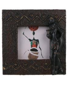 Pamper Hamper Afro Frame Multi