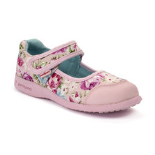 Pediped Flex Bree Shoes Floral Pink