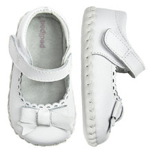Pediped Originals Betty First Walkers White