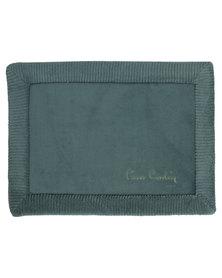 Pierre Cardin Memory Foam Bathmat Green