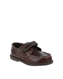 Pierre Cardin Boys Loafer Brown