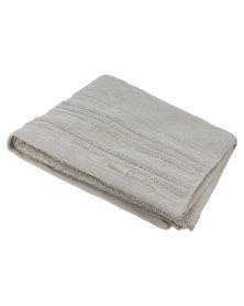 Pierre Cardin Lifestyle Bath Towel Natural