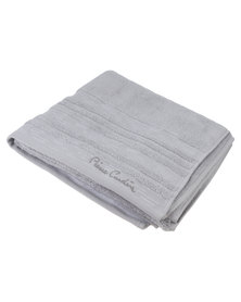 Pierre Cardin Lifestyle Bath Towel Grey