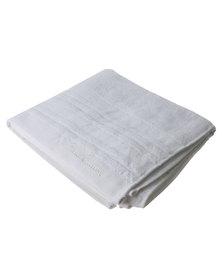 Pierre Cardin Lifestyle Bath Towel White
