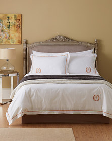Pierre Cardin Aurelia Hotel Edition Duvet Cover Set Neutrals
