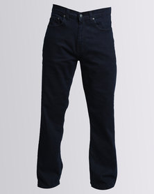 Polo Mens Paul Jeans Blue Black