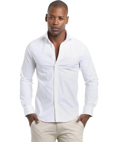 Polo Greig Shirt White