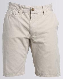 Polo Milano Chino Shorts Nude