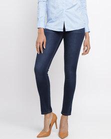 Polo Ladies Anastasia Skinny Jeans Dark Wash