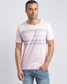 Pride & Soul Dandre T-Shirt Light Pink