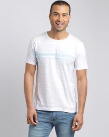 Pride & Soul Dandre T-Shirt White