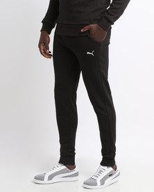 Puma Essential Sweat Pants Slim TR-cl Black
