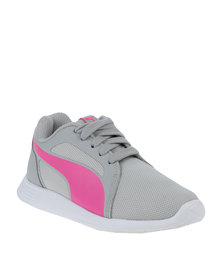 Puma ST Trainer Evo Jr Grey